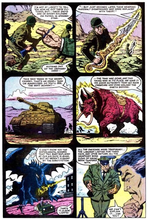 Doctor Strange V1 #70-7