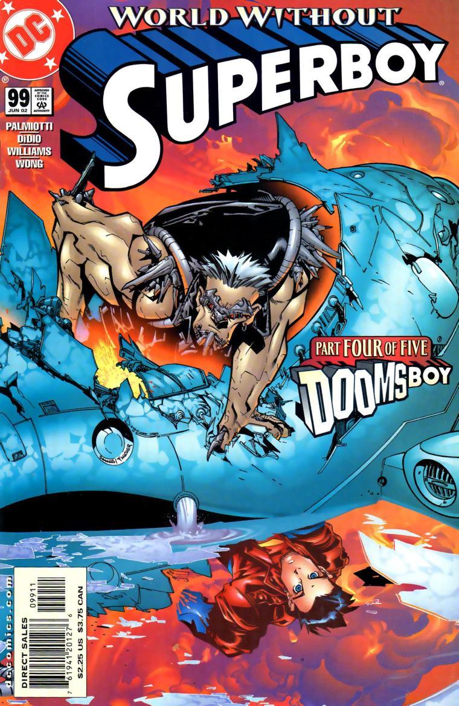 Duplication (cloning)-Doomsboy-Superboy V4 #99