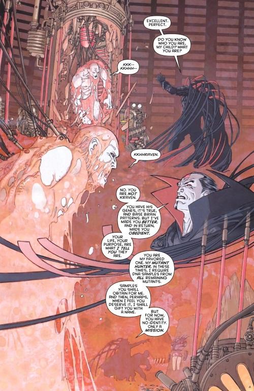 Duplication (cloning)-Xraven-X-Men Spider-Man #4