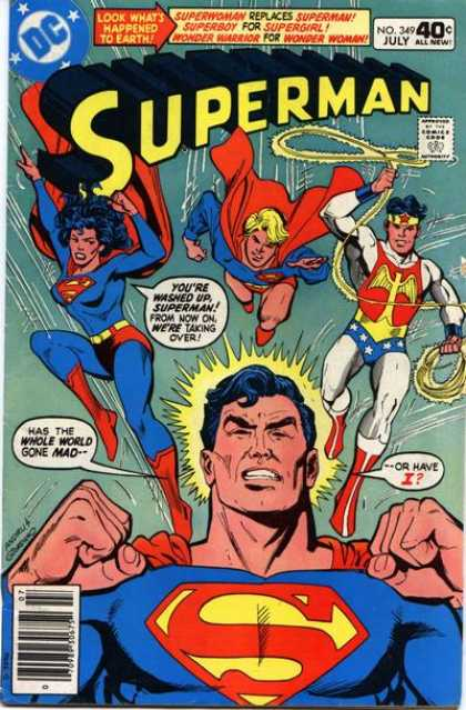 Duplication (gender)–Superman V1 349