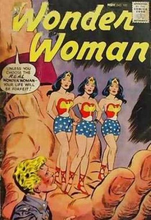 Duplication (other)-Wonder Woman V1 #102
