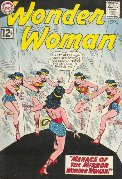 Duplication (other)-Wonder Woman V1 #134