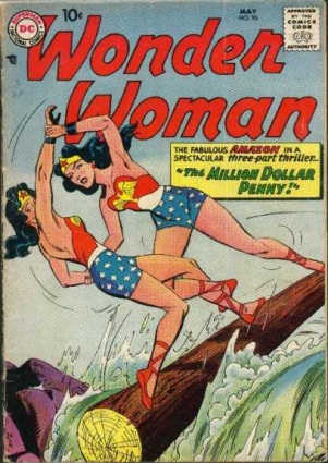 Duplication (other)-Wonder Woman V1 #98