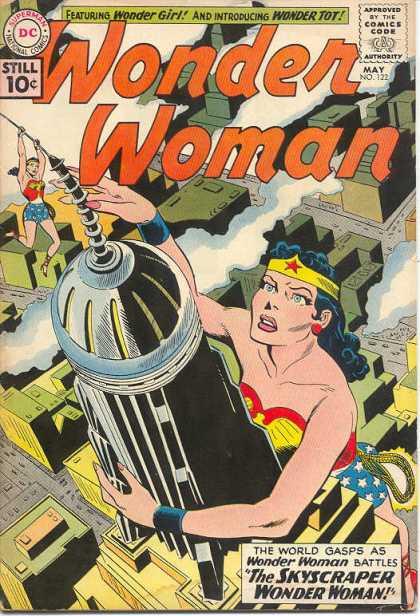 Duplication (size)-Wonder Woman V1 #122