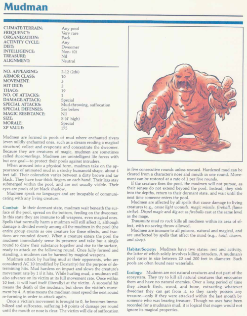 earth-mimicry-mudman-tsr-2140a-monstrous-manual