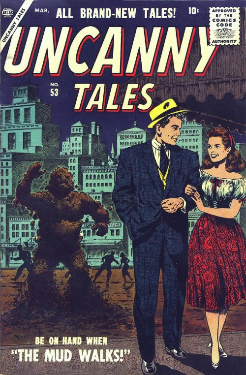 Earth Mimicry-Uncanny Tales #53 (Atlas)