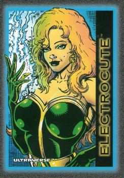 Electric Manipulation-1993 SkyBox Ultraverse-12Fr Electrocute