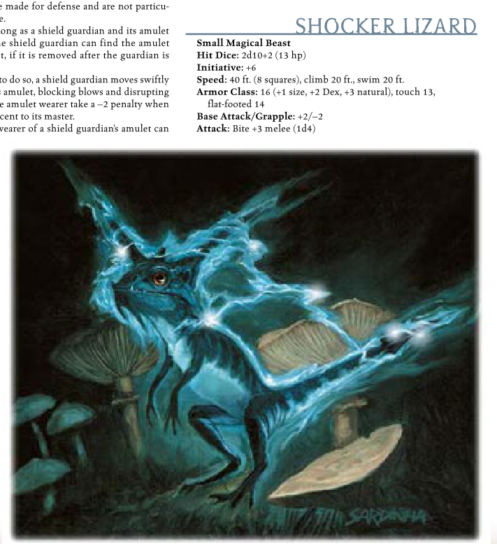 electrical-manipulation-shock-lizard-dd-3-5-monster-manual-i