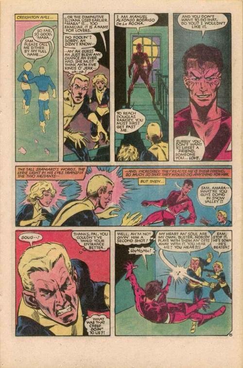 Empathy–Empath-New Mutants V1 #16