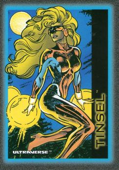 Energy Conversion-1993 SkyBox Ultraverse-39Fr Tinsel