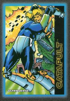Energy Conversion-1993 SkyBox Ultraverse-7Fr Catapult