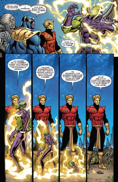 177) Evolution Manipulation (others) – Foxhugh Superpowers List