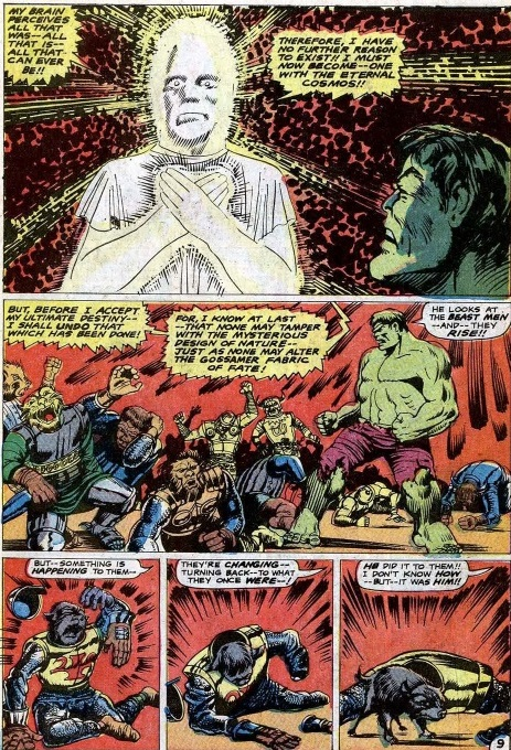 Evolution manipulation (others)–High Evolutionary-Tales to Astonish V1 #96