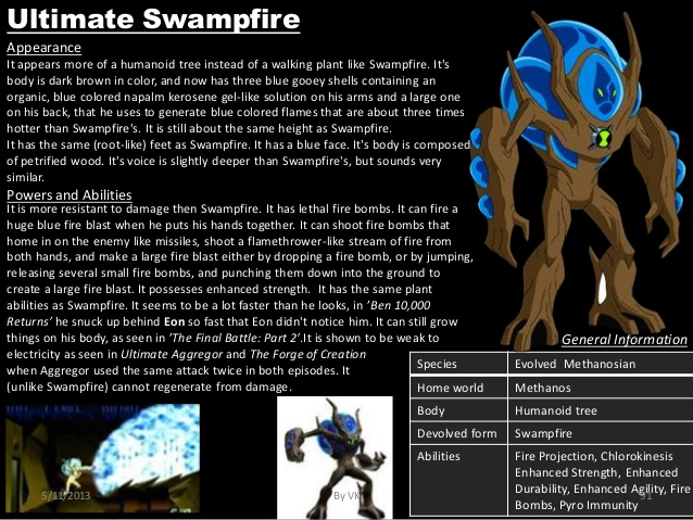 fire-manipulation-ben-10-ultimate-swampfire