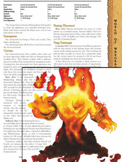 fire-mimicry-fire-elemental-world-of-warcraft-monster-guide