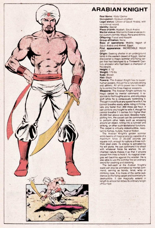 flight-arabian-knight-official-handbook-of-the-marvel-universe-v1-1