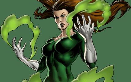 Gas Mimicry-Vapor (Marvel)