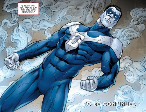 Ghost Mimicry-Injustice-Gods Among Us-Year Three #10 (2014) 22