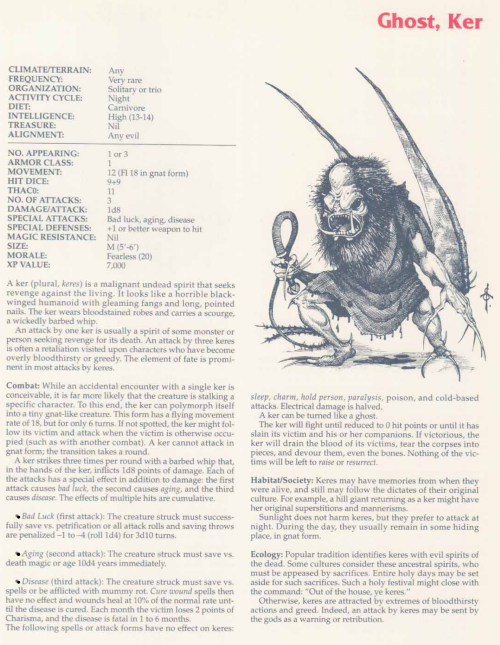ghost-mimicry-ker-tsr-2158-monstrous-compendium-annual-volume-2