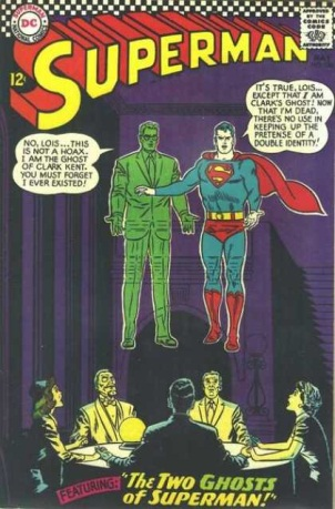 Ghost Mimicry-OS-Superman V1 #186