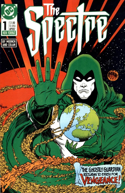 Ghost Mimicry-The Spectre V2 #1 (DC)