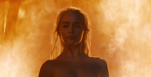 Heat Resistance-Daenerys Targaryen-Game of Thrones