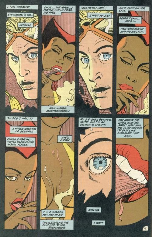 Hyperkinesic Perception-Animal Man V1 #11