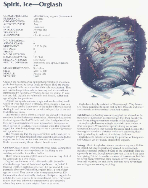ice-manipulation-ice-orglash-spirit-tsr-2166-monstrous-compendium-annual-volume-3