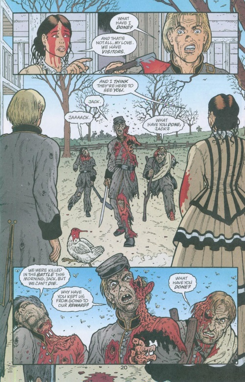 Immortality (others)–Fables #11 20