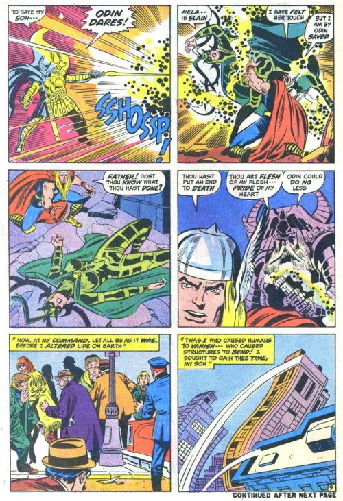 Immortality (others)–Thor #190-14