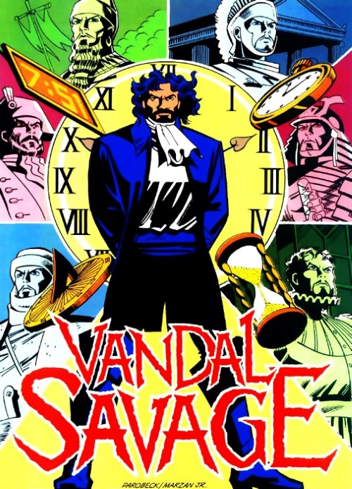 Immortality (self)–Vandal Savage