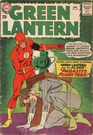 Intangibility (other)-OS-Green Lantern V1 #20