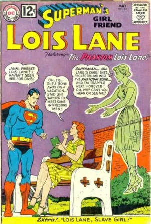 Intangibility (other)-OS-Lois Lane V1 #33
