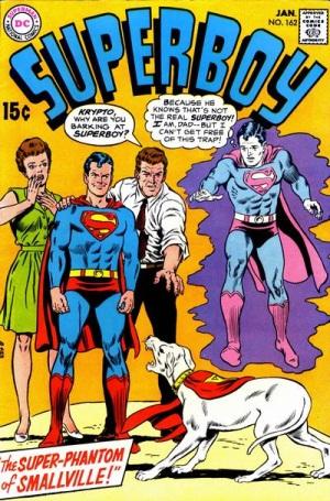 Intangibility (other)-OS-Superboy V1 #162