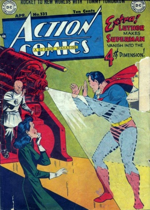 Intangibility (other)-OS-Superman-Action Comics V1 #131