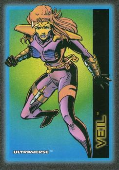 Invisibility-1993 SkyBox Ultraverse-27Fr Veil