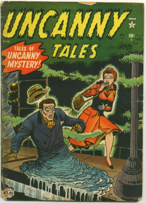 Liquefy (others)-Uncanny Tales #2 (Atlas)