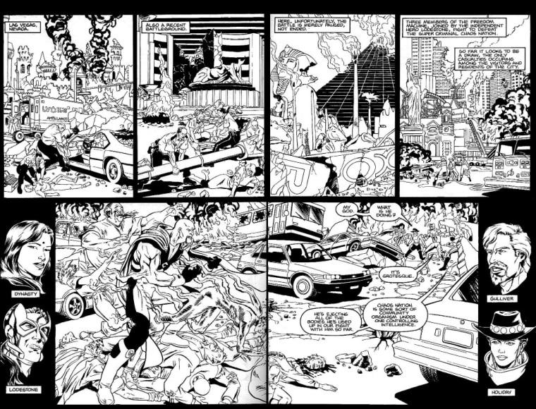 Merge (Humanoids)-Chaos-Pantheon #8 (Lone Star Press)
