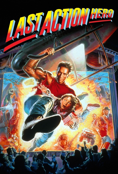 Metafictional Transportation-Last Action Hero