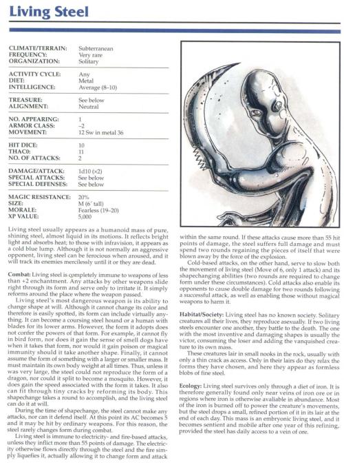 288) Metal Mimicry