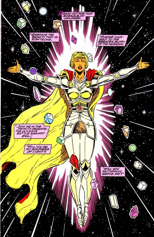 Mind Control (good)-Goddess-The Infinity Crusade #1-24