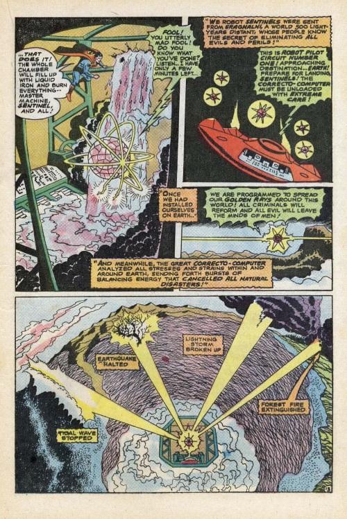 Mind Control (good)-Superman-Action Comics V1 #369 (1968)-17