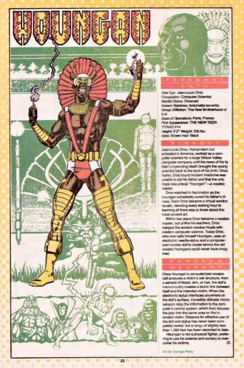 Mind Control (object)–Hougan-Who's Who #10 (1985)