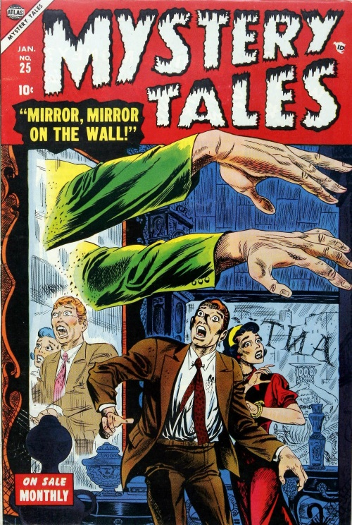 Mirror Manipulation-OS-Mystery Tales #25