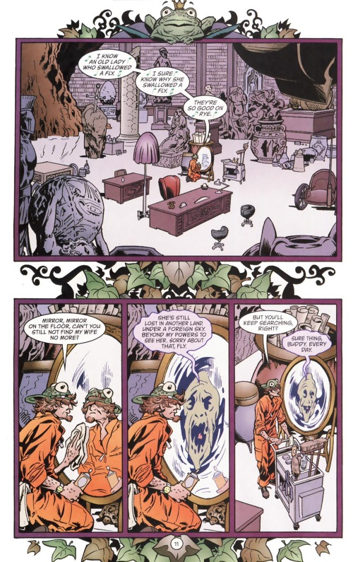 Mirror Mimicry–Magic Mirror-Fables V1 #19