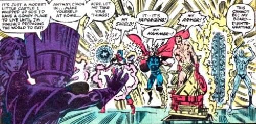 Molecular Manipulation (object)–Molecule Man (Marvel)