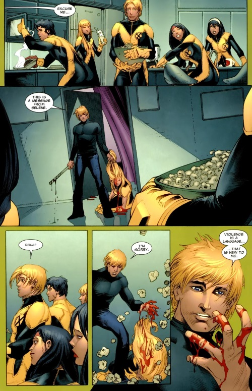 Omnilingualism-Cypher-New Mutants #6-12