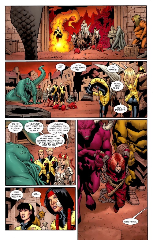 Omnilingualism-Cypher-New Mutants V3 #17 (Marvel)