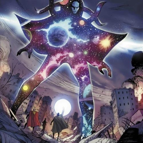 Omnipresence–Eternity (Marvel)