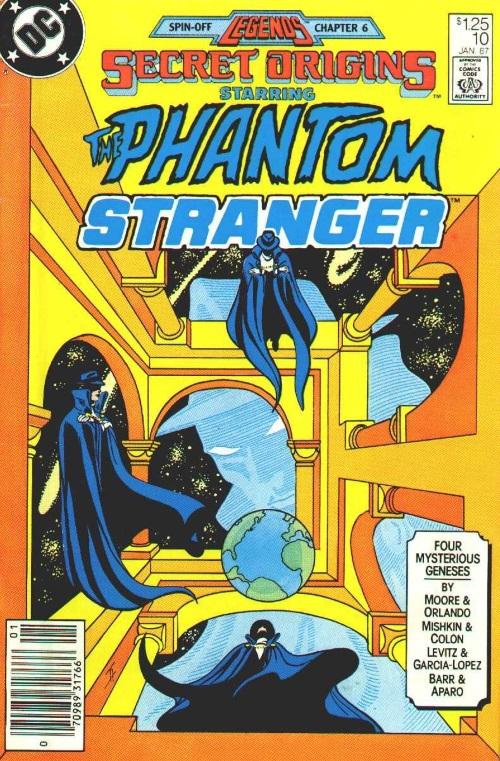 Omniscience-Phantom Stranger-Secret Origins V3 #10